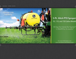 3-Pt. Hitch PTO Sprayer Mailer